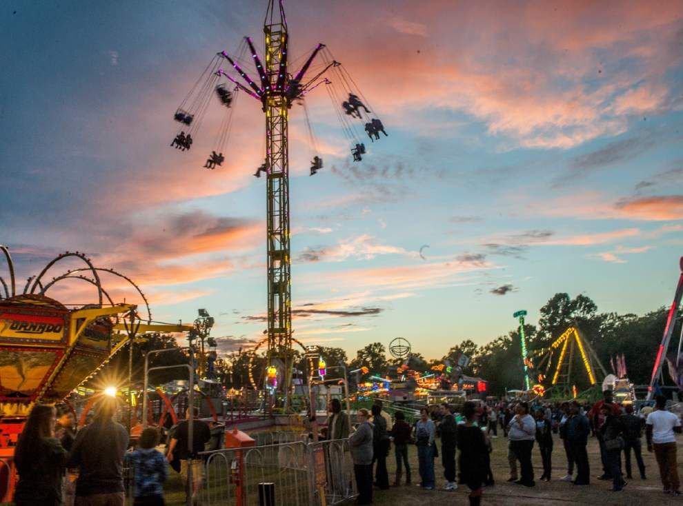 50 years strong: The Greater Baton Rouge State Fair has seen and brought it all _lowres