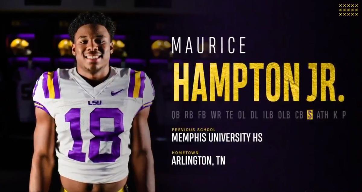Maurice Hampton Jr.