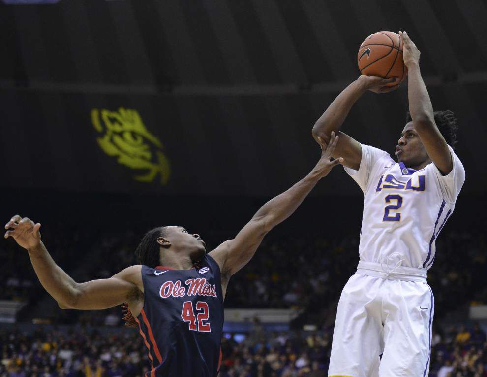 Rabalais: Antonio Blakeney, Tim Quarterman save the day for LSU _lowres