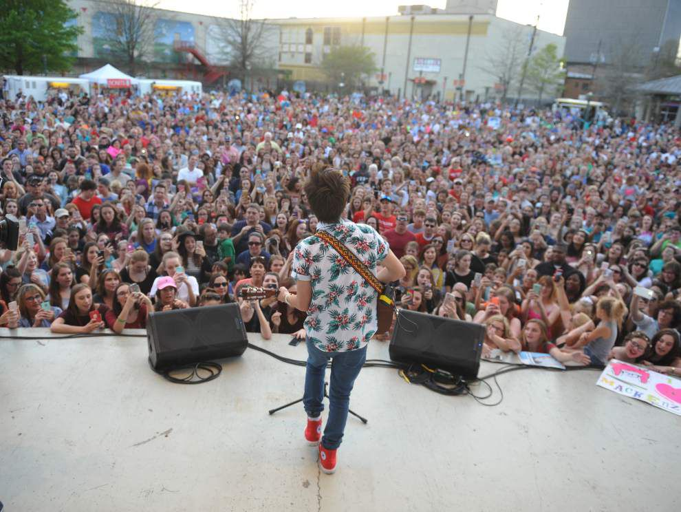 'American Idol' finalist MacKenzie Bourg blown away by Lafayette love: 'This has surpassed every expectation I could imagine' _lowres
