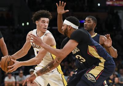 Report  With Pelicans seeking  outrageous  amount in Anthony Davis ... 085c5ccf5