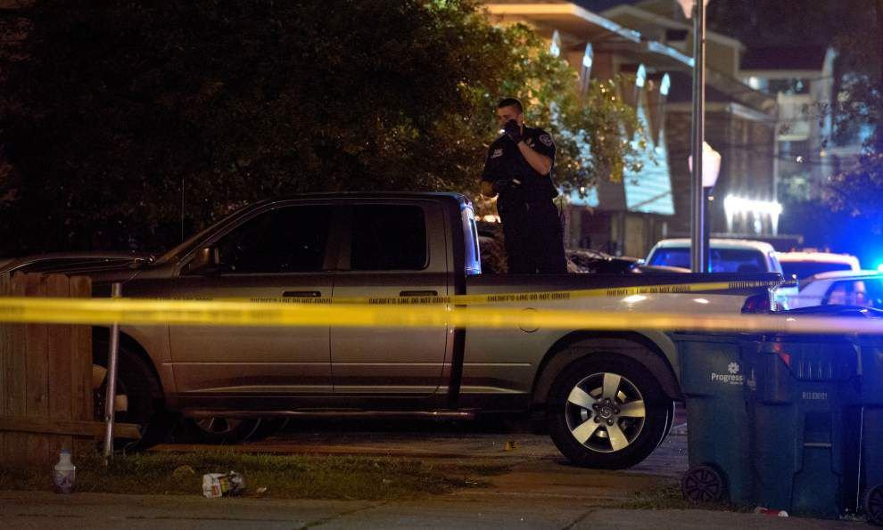 Marrero man fatally shot outside Metairie apartment complex _lowres