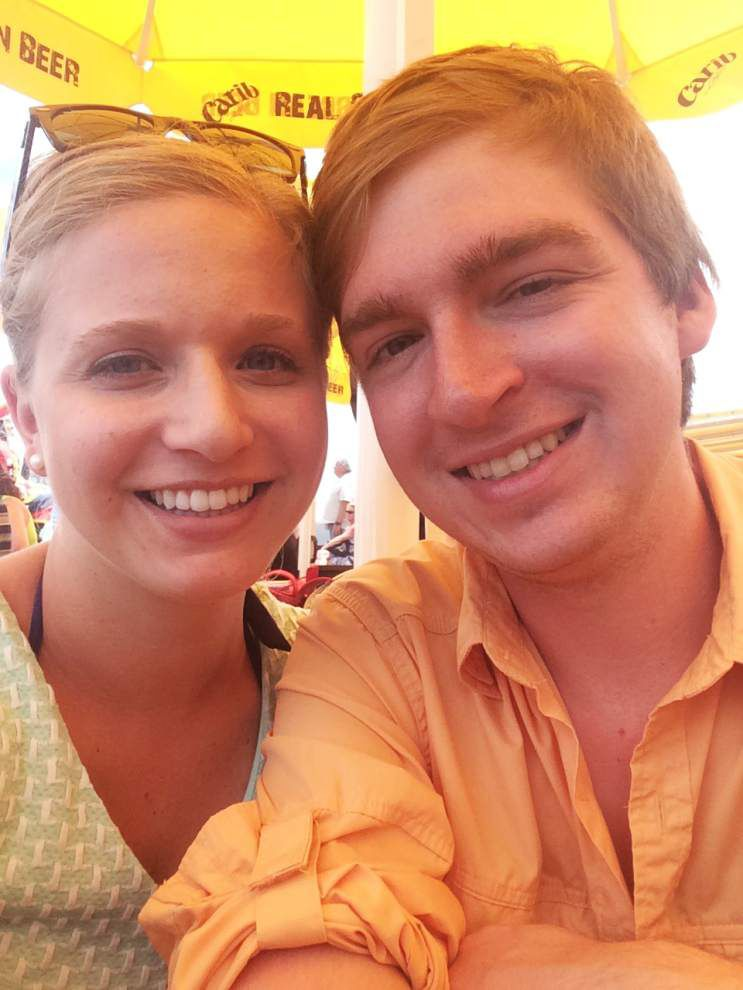 Tulane grad Thomas Rolfes killing: New video shows man discovering body early Saturday _lowres