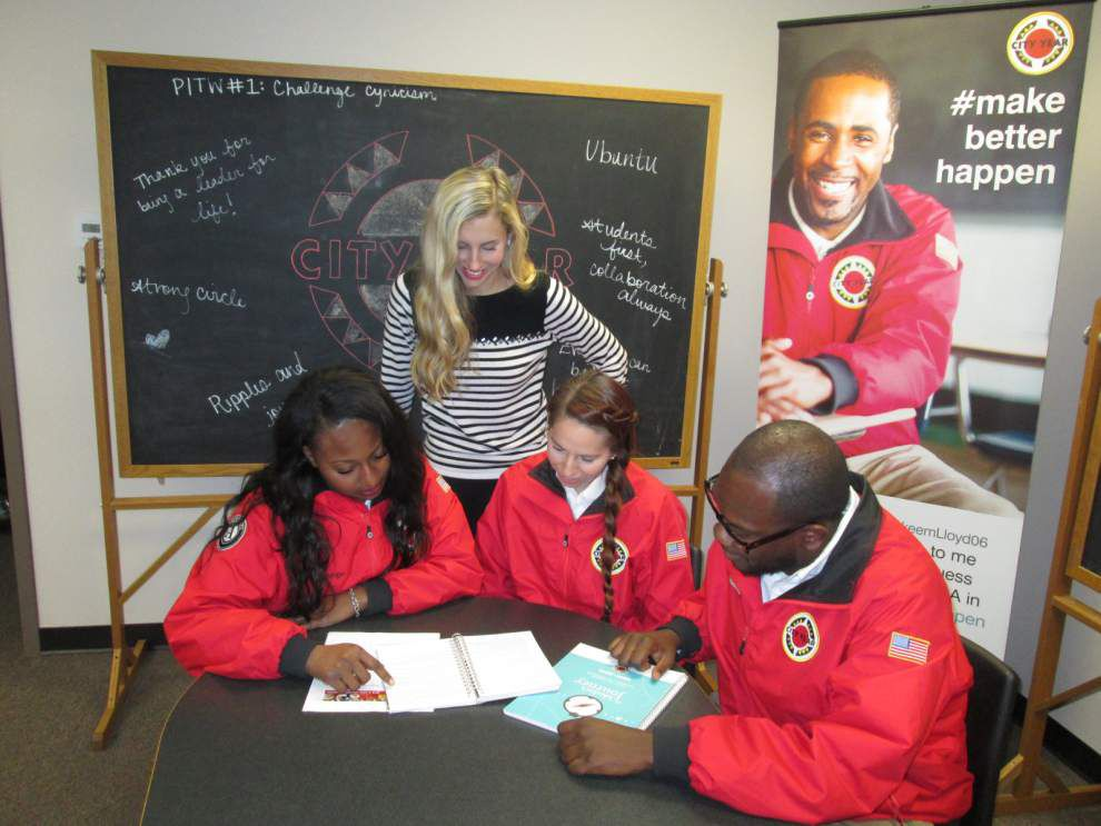 New City Year director works to improve educational outcomes _lowres