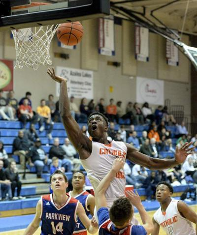 Catholic High pulls away in second half to beat Parkview Baptist in title game of Red Stick Sports Holiday Classic _lowres