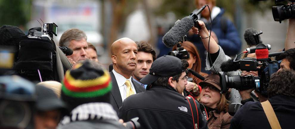 Judgment Day for former Mayor Ray Nagin arrives _lowres