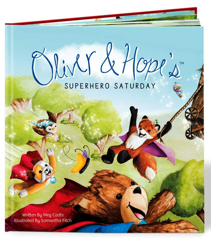 Sales of children's books help raise money for medical grants _lowres