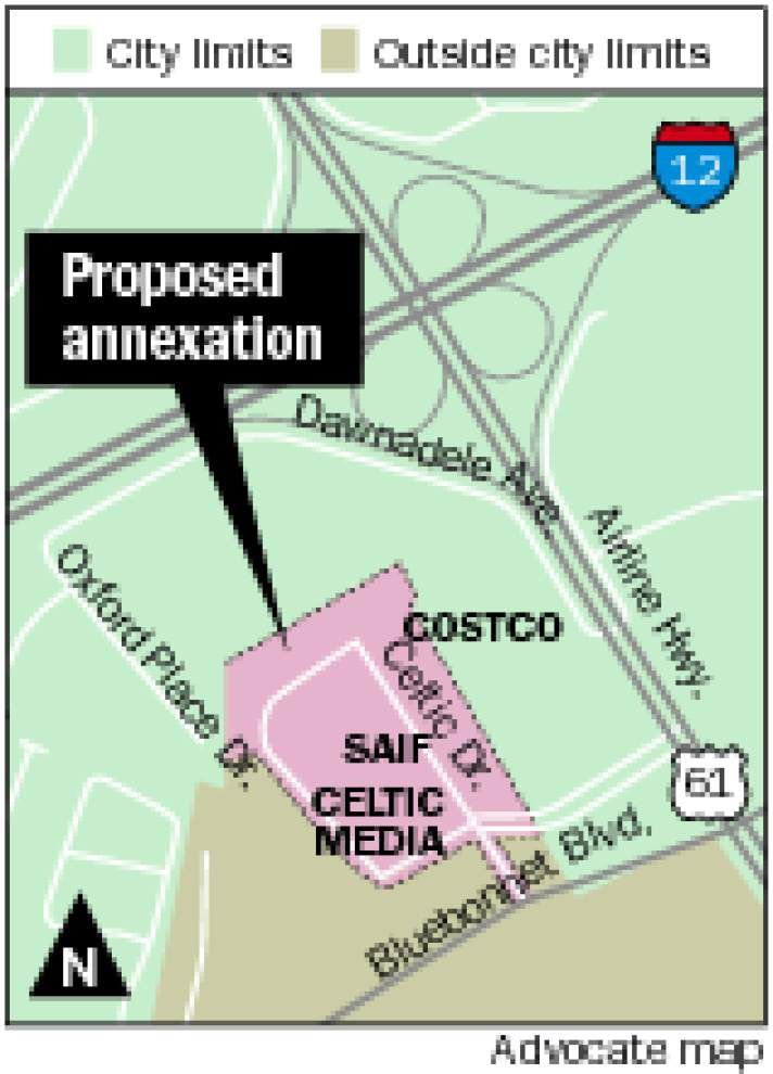 Council approves annexing Costco, Celtic and SAIF _lowres