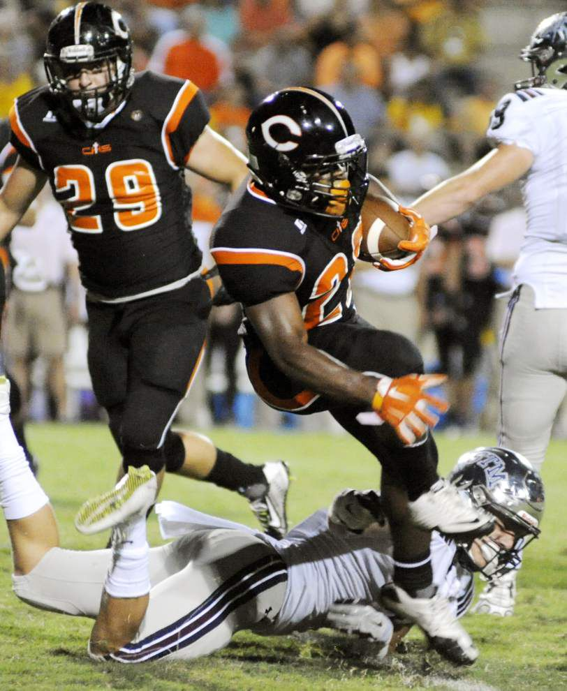 Short-term memory works well for Catholic against St. Thomas More _lowres