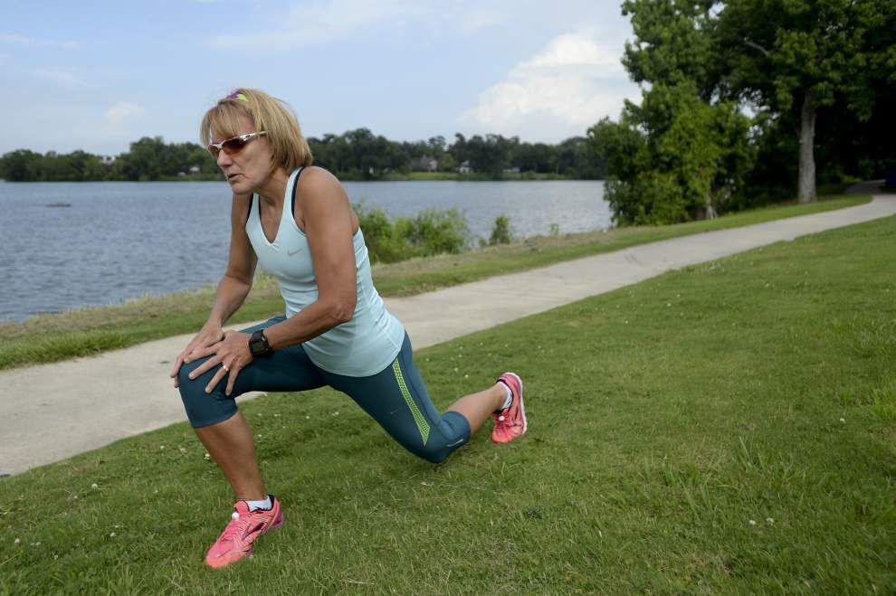Friendly challenge spurs state employees to run in Louisiana Marathon _lowres