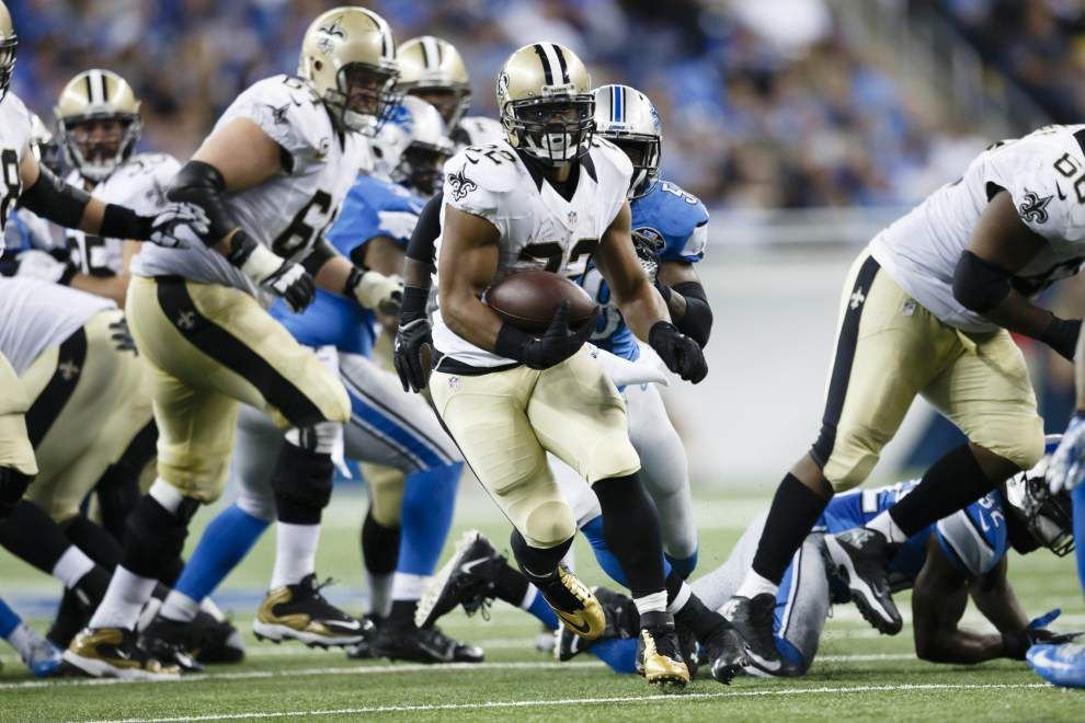 The next few home games could test the Saints' home winning streak _lowres