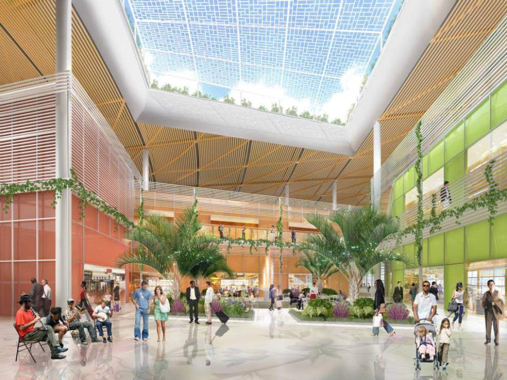 Kenner council approves measure that brings construction of new airport terminal closer _lowres
