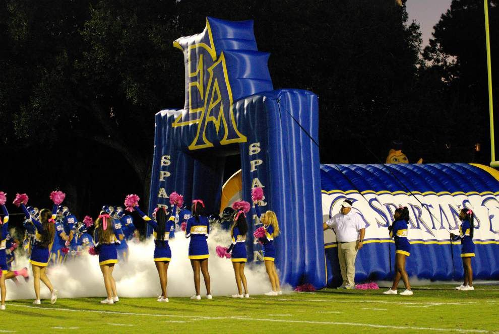 East Ascension enjoys homecoming festivities _lowres