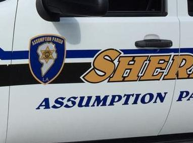 Assumptions Parish Sheriff car cruiser