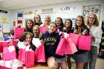Episcopal School cancer care packages.jpg