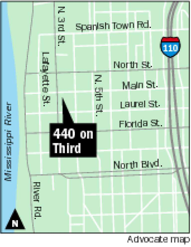 440 on Third on track for supermarket, apartments _lowres