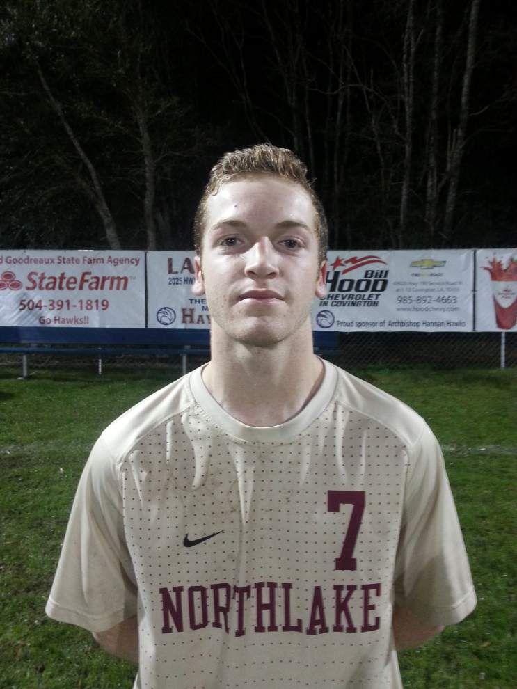 Soccer in the spotlight: Northlake Christian's Josh Landry, Mandeville's Mackenzie Manuel _lowres