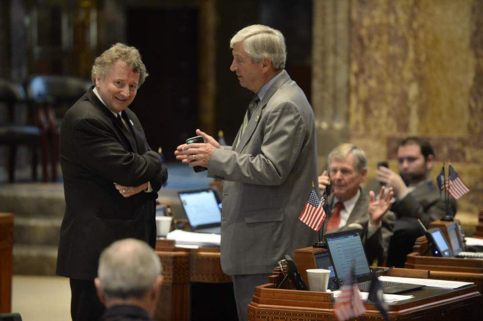 Louisiana budget cuts remain unclear as leaders calculate shortfall _lowres