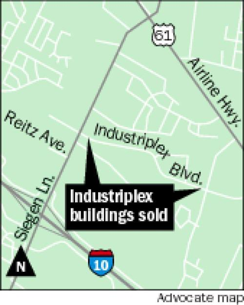 Two Industriplex office-warehouse buldings sold _lowres