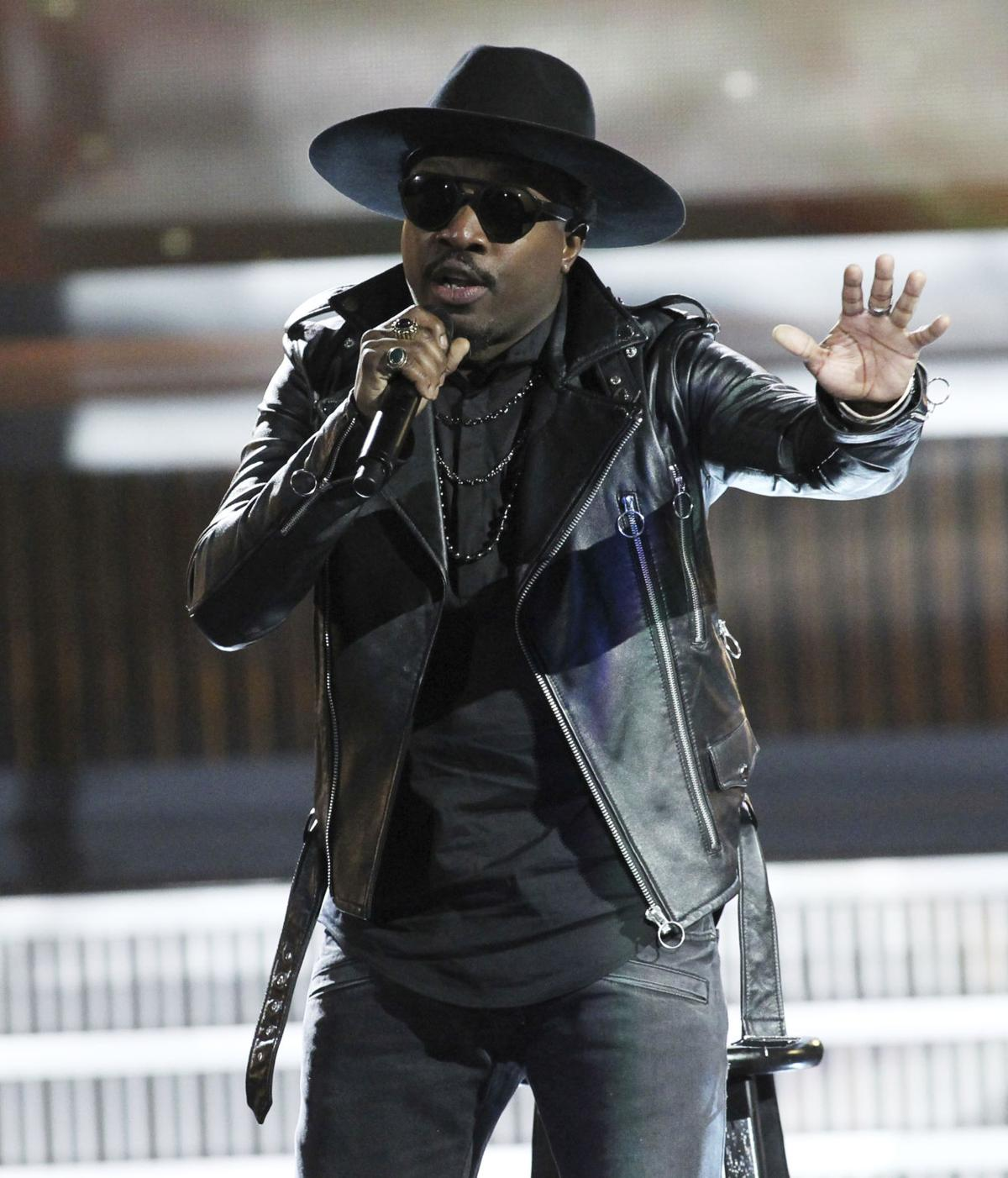 Anthony Hamilton copy for Red