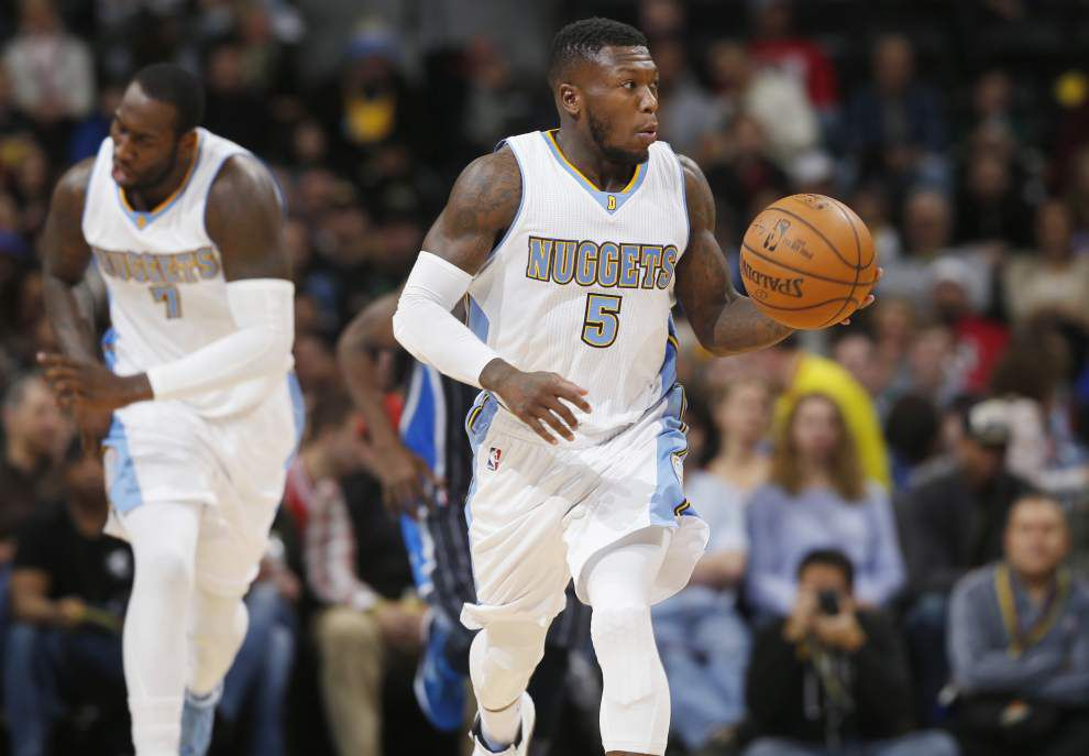 'Just being Nate': New signee Nate Robinson ready to help the Pelicans however he can _lowres