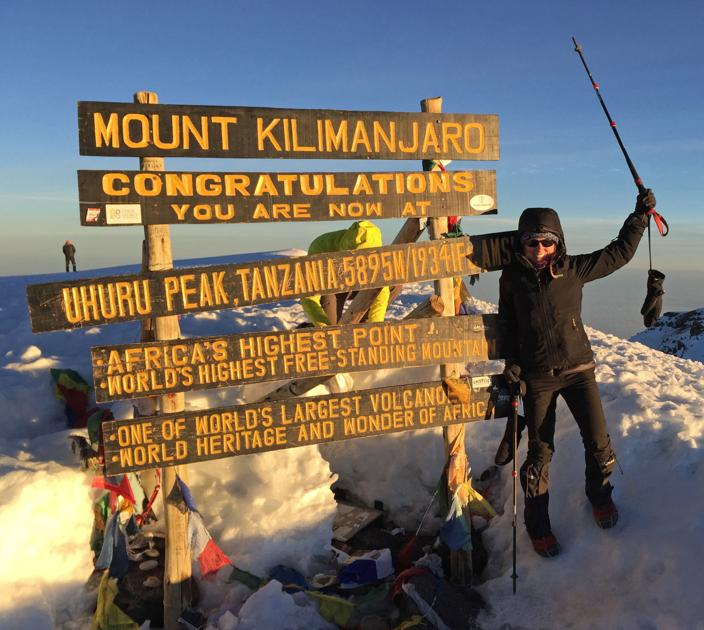 How did Baton Rouge accountant spend 50th birthday? Conquering Mount Kilimanjaro