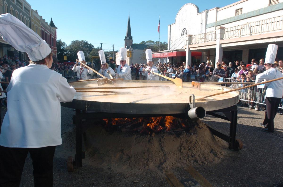 Giant Omelette Celebration
