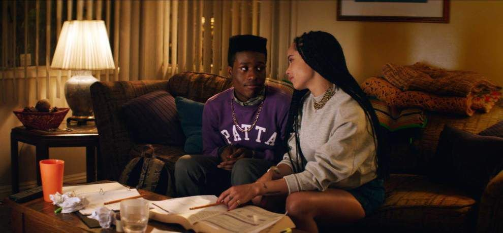 Review: Geeks go gangster in fresh, lively 'Dope' _lowres