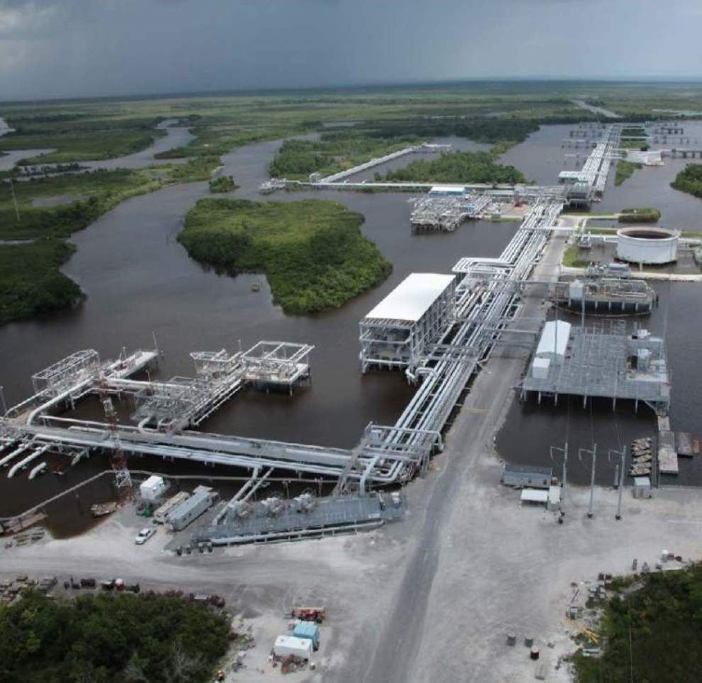 Louisiana Offshore Oil Port storage center, one of the nation's largest, getting even bigger _lowres
