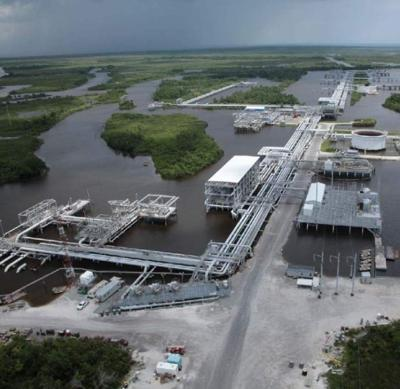 louisiana s offshore oil port could become trading hub report says