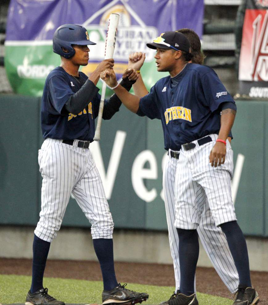 Southern makes it to SWAC championship game after rallying past Jackson State to win 6-5 _lowres