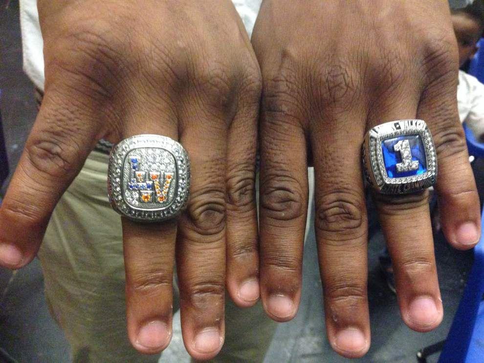 Rod Walker: Landry-Walker basketball program gets affirmation with another ring _lowres
