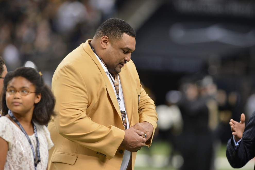 Willie Roaf, Leonard Smith among College Football Hall of Fame inductees _lowres