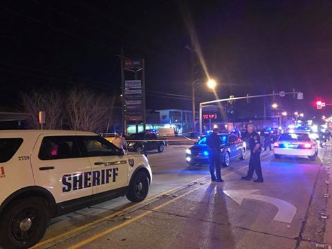 Slidell officer-involved shooting