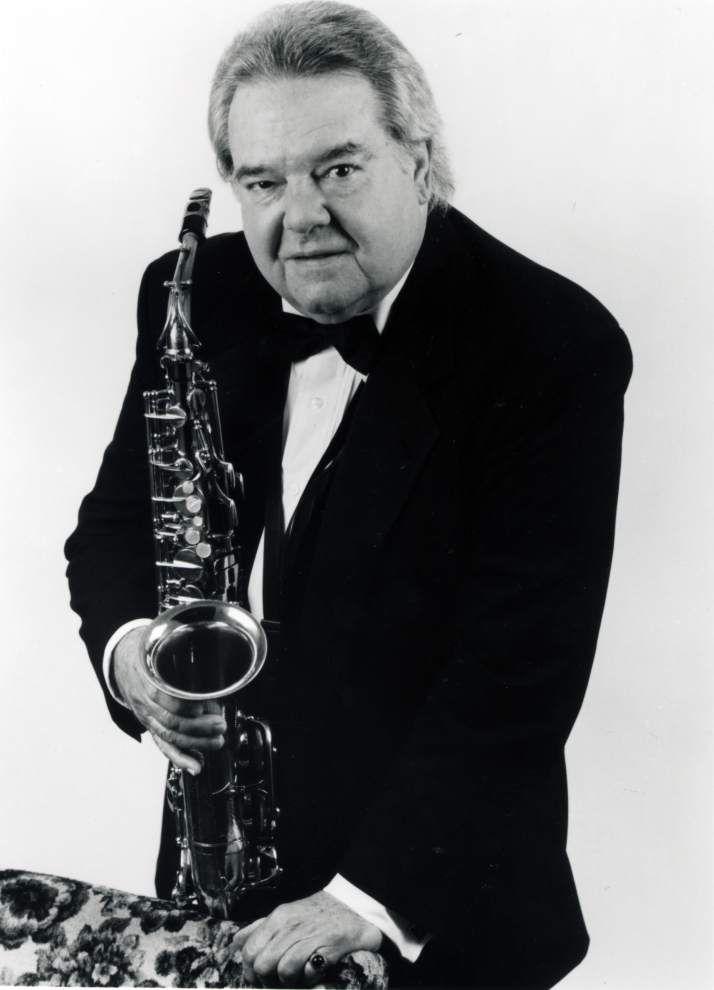 Saxophonist, bandleader Al Belletto dies _lowres