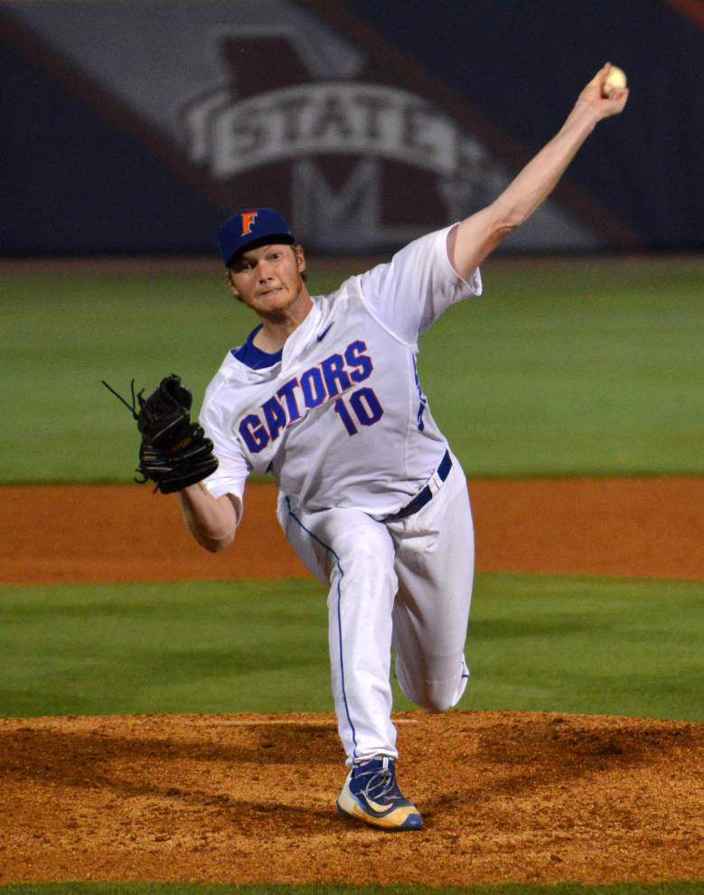 'This team's special': LSU baseball rallies past Florida, 5-3, in longest game in SEC tournament history _lowres