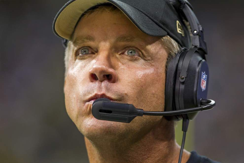 Video: Saints coach Sean Payton talks about signing Evan Baker to practice squad _lowres