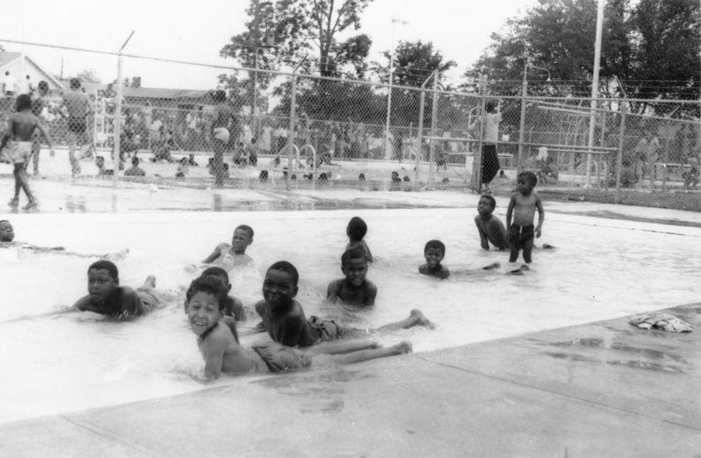 brooks park pool fondly remembered as social hub for blacks in baton rouge during segregation