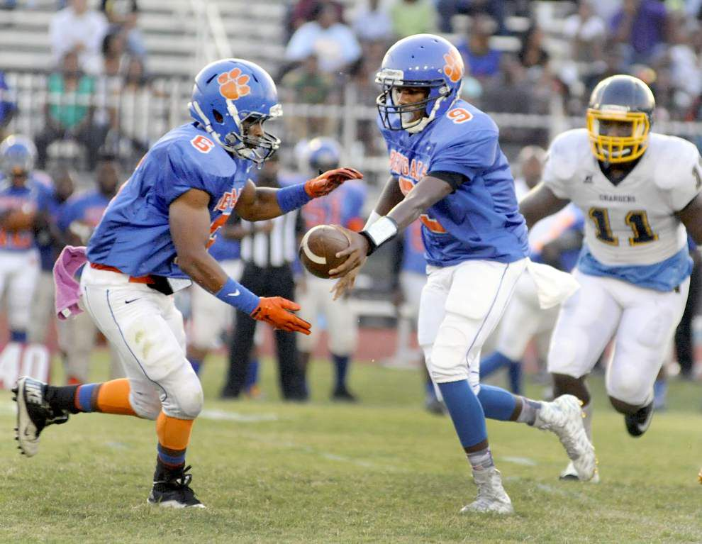 East Feliciana edges McKinley on late TD in EBR Kickoff Classics _lowres