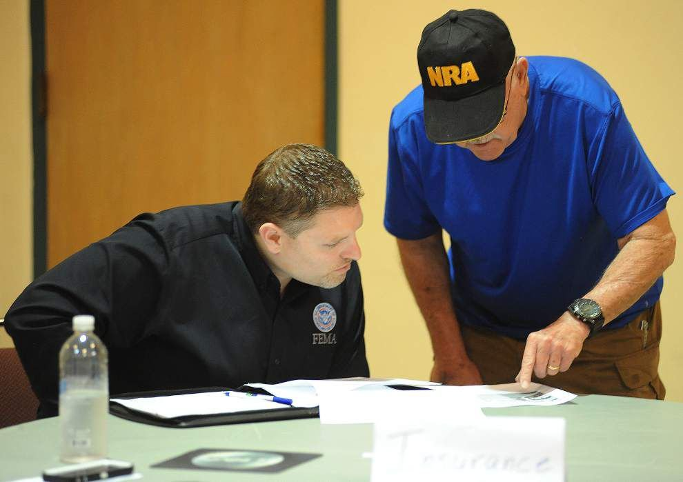 Process of updating Lafayette Parish flood maps working toward completion _lowres