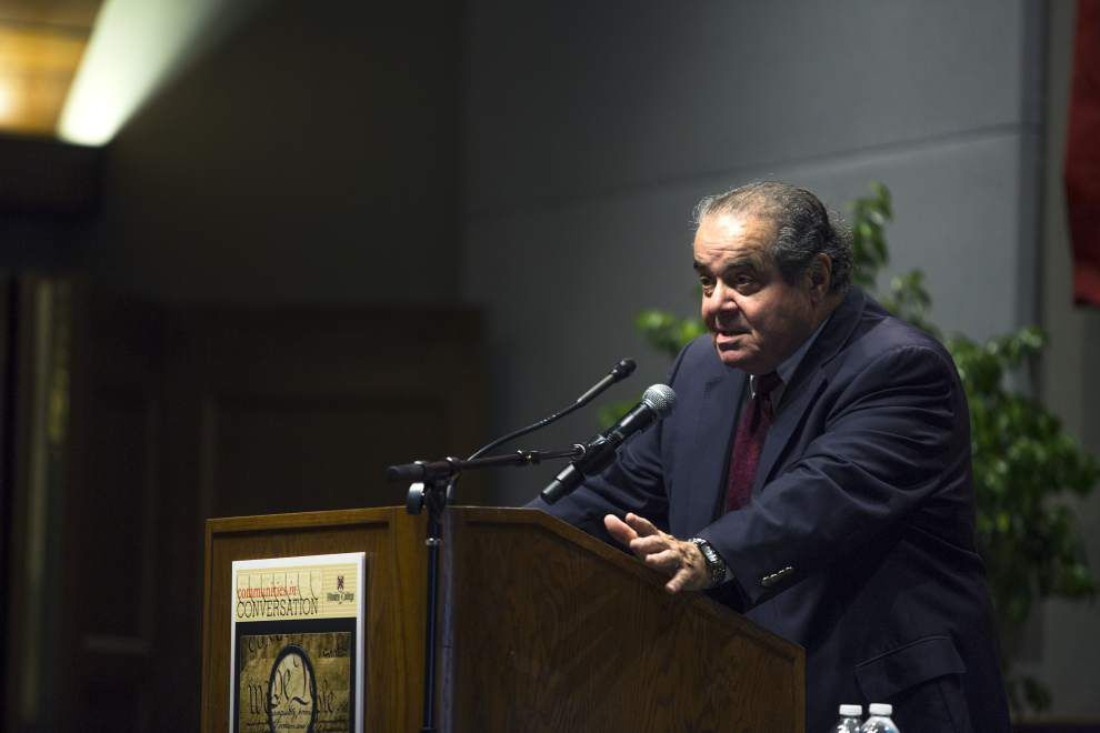 Photos: Remembering Justice Antonin Scalia _lowres