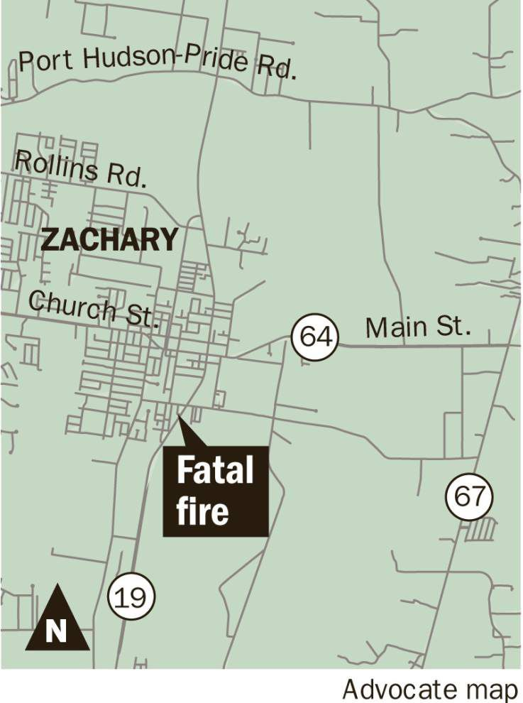 Overnight Zachary storage shed fire happened 'so fast,' claimed life of man sleeping inside _lowres
