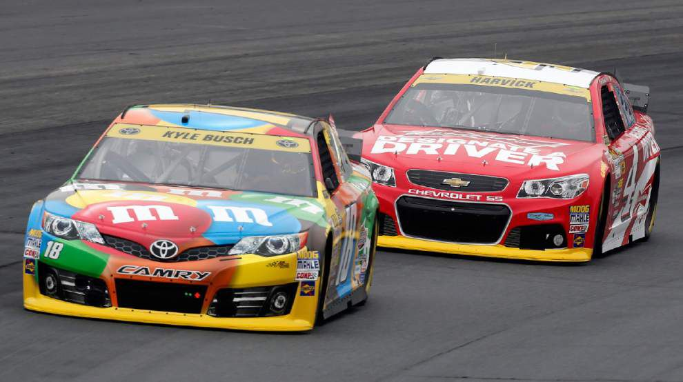 Kevin Harvick dismisses wins as key to Chase for the Sprint Cup title _lowres