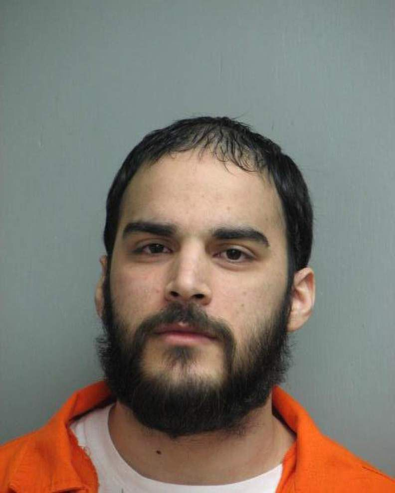 Man killed Tuesday by St. Tammany deputies had previous conviction for beating, robbery; K-9 Thor still recovering _lowres