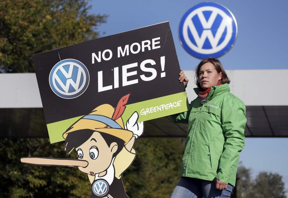 Litigation wave over VW admission spreads to Baton Rouge _lowres