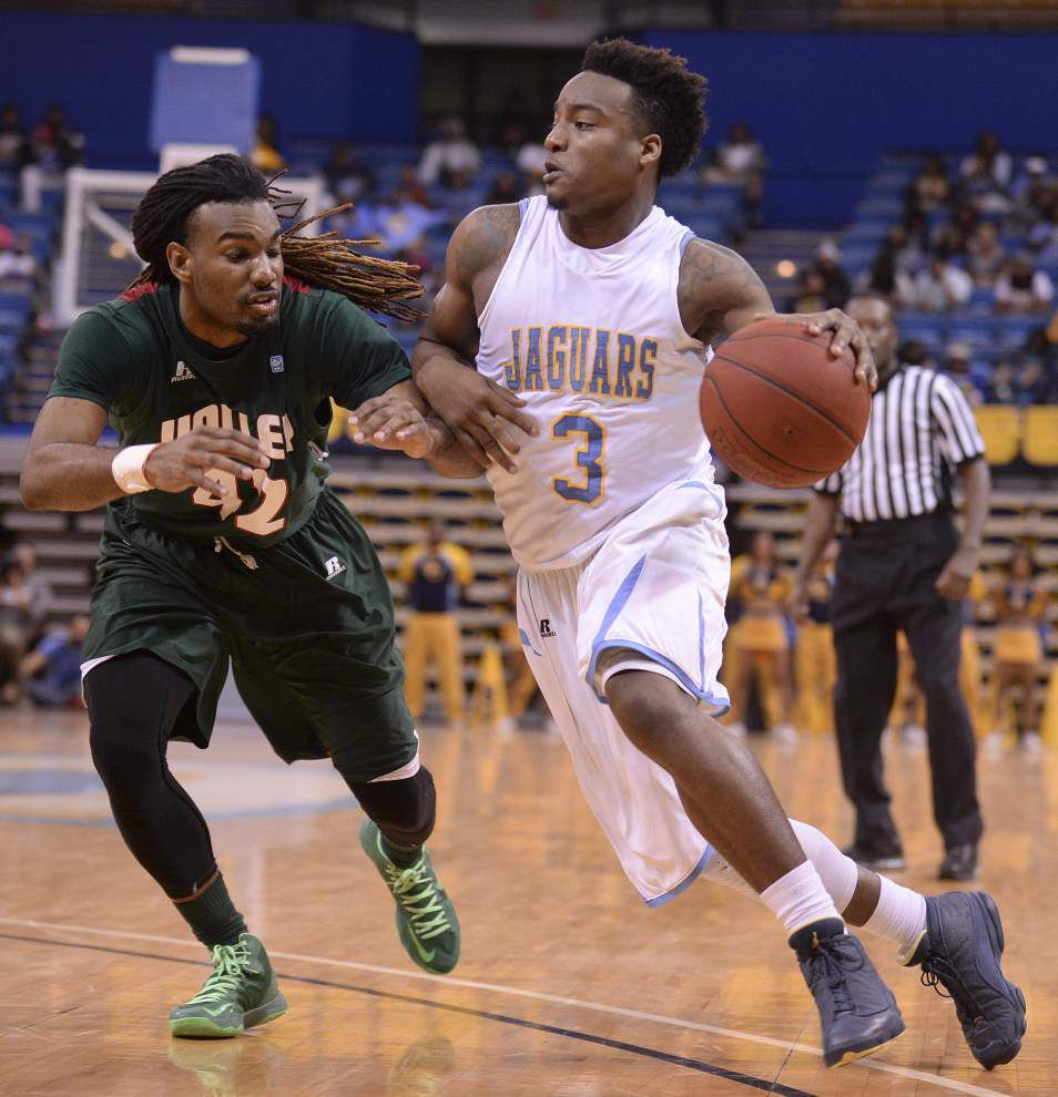 Southern eyes slower pace in Saturday's game at Alabama A&M _lowres
