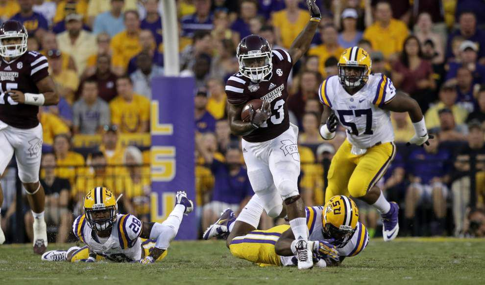 Video: LSU safety Jalen Mills says Tigers defense didn't play to its full potential against Mississippi State _lowres