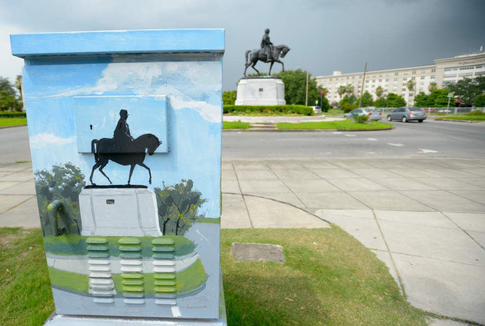 Want to weigh in on discussion of New Orleans' Confederate monuments? City to begin public meetings next week _lowres