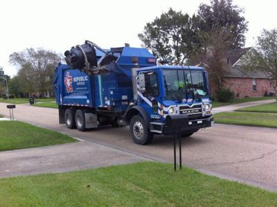 File photo of EBR garbage pickup