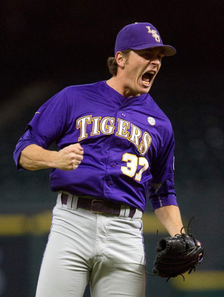 LSU baseball notebook: Doug Norman gets the start against Southeastern, which has the nation's leading hitter _lowres